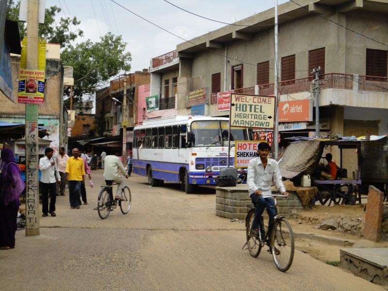 Inde 18 Septembre - Balade dans Mandawa 013-14-2