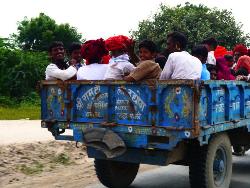 Les indiens sont farceurs, mais ils sont très gentils. Non vraiment!