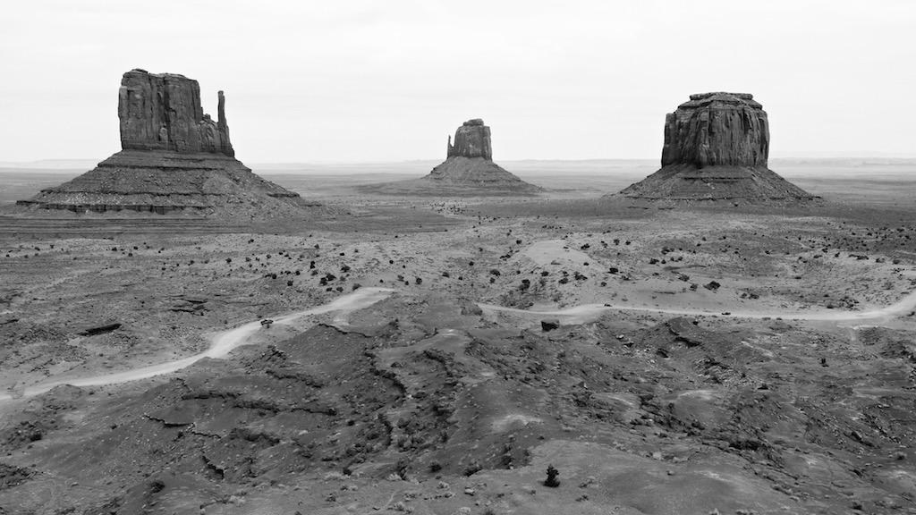 Monument Valley louer une voiture aux USA