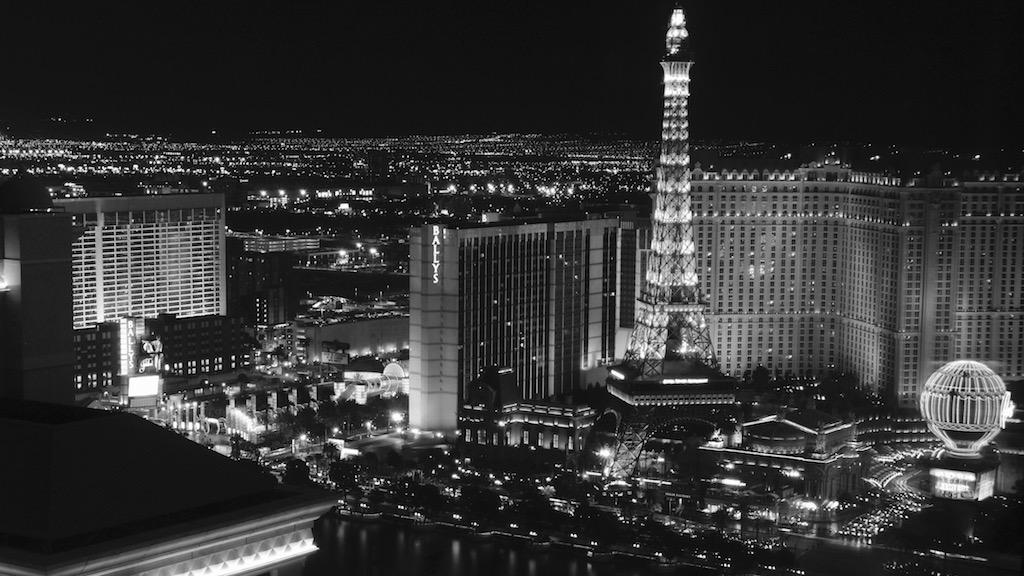 Las Vegas louer une voiture aux USA