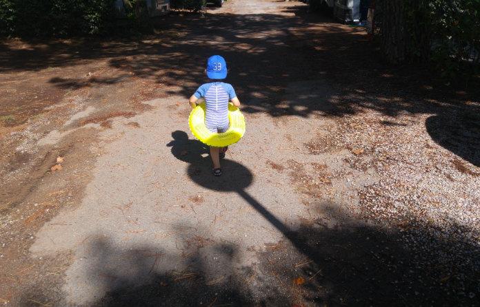 notre fils a beaucoup apprécié sa semaine au camping Sandaya douce quiétude !