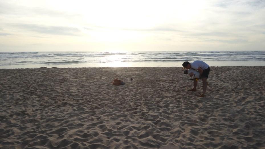 La prahia do Odeceixe offre de beaux couchers de soleil