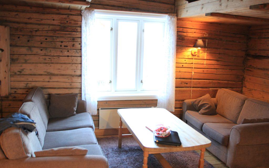 Choisir de loger dans un rorbu lors d'un voyage en Norvège avec un bébé