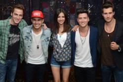 Big Time Rush  &  Victoria Justice llegarán a México en Febrero del 2014