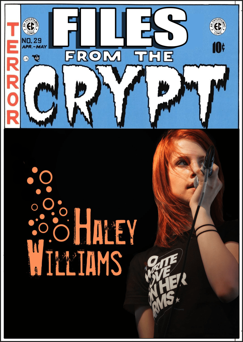#Especial :  25 secretos sobre Hayley Williams