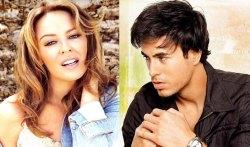 #NowNews : Se filtra nueva canción de Enrique Iglesias y Kilye Minogue.