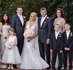 #NowNews : Y así fué como se caso la hermana de Britney Spears