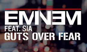 #MúsicaNueva: Eminem – Guts Over Fear feat. Sia