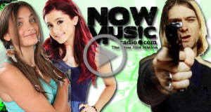 #Podcast Now Music: Paris Jackson embarazada, Perfiles de facebook,Ariana se porta grosera,