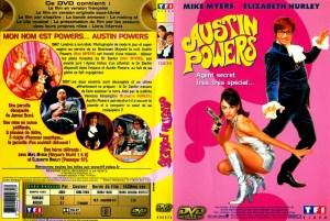 #Cine Austin Powers: El agente internacional del misterio