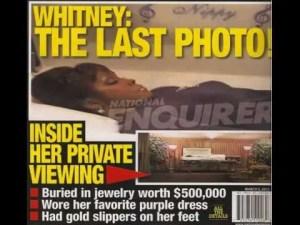 #Especial Se cumplieron ya 4 años de la muerte de Whitney Houston