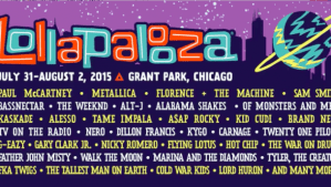 #NowNews: McCartney y Metallica encabezan Lollapalooza 2015