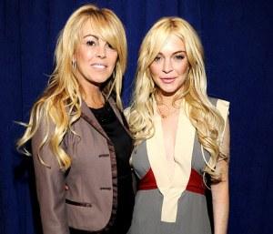 #NowNews: Lindsay Lohan le reclama a su madre.