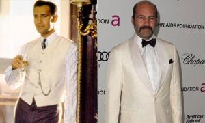 """#Especial Como luce actualmente el elenco de la película """" Titanic """"."""