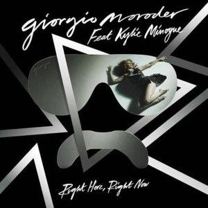 """#MusicaNueva Kilye Minogue colabora con Giorgio Moroder con su nuevo tema pegadizo """" Right Here, Right Now """" (+VIDEO)"""