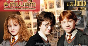 #Retro Últimos días de Harry Potter en el museo del juguete