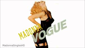 "#NowNews: Filtran escenas NO incluidas del video ""Vogue"" de Madonna (+Video)"
