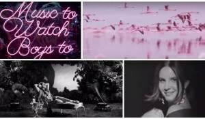 """#MúsicaNueva Lana del rey estrena """" Music to watch Boys to """""""