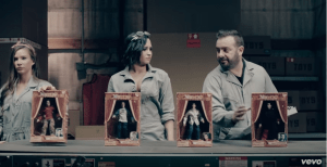 #MúsicaNueva ¡ Fall out Boy y Demi Lovato rescatan clásico video de Nsync ! (+VIDEO)