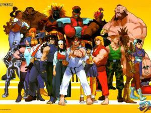 Street FighterII