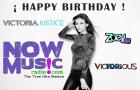 #NowNews: ¡ Feliz cumpleaños @VictoriaJustice !
