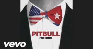 """#MúsicaNueva: Pitbull se pone noventero con su nueva y pegajosa canción """"Freedom"""""""