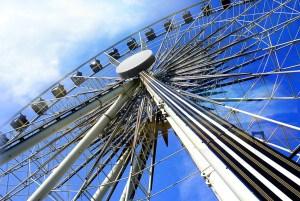 #Curiosidades: ¡Tendremos nueva rueda de la fortuna gigante en la #CDMX !