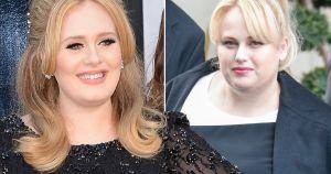 #NowNews: ¿Será Rebel Wilson quien interpretará a Adele en una película?