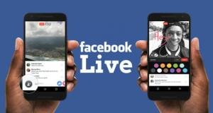 #Curiosidades ¡ Mira estos 6  grandes beneficios al usar Facebook Live !