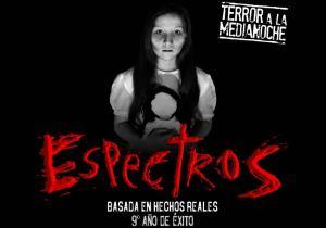 #Terror   Espectros 2016: ¡ Una escalofríante obra basada en hechos reales !