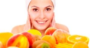 #Curiosidades : ¡Cuida tu piel mientras comes!