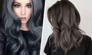 #LoMásViral : el cabello color carbón está de regreso
