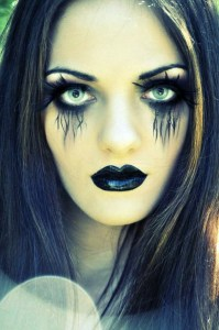 disfraces –bruja–moderno