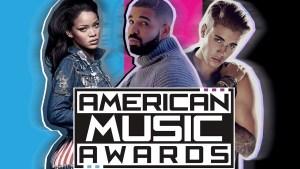 #MúsicaNueva : Ganadores de los American Music Awards 2017