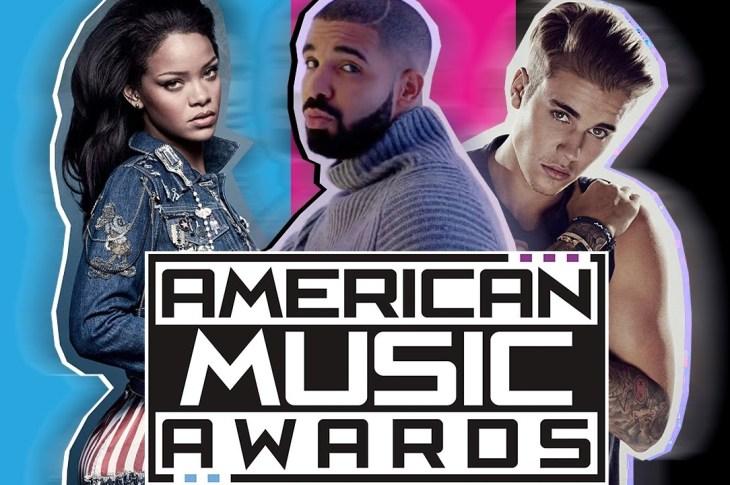 American Music Awards -2017-ganadores