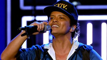 American Music Awards -Bruno-Mars