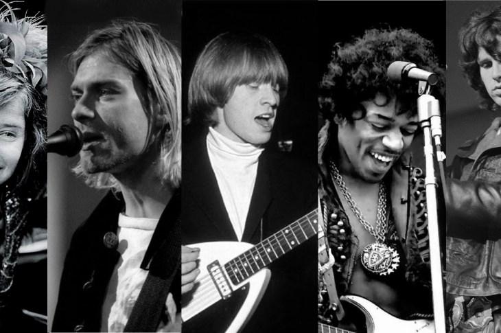 Club de los 27 -musicos-que-murieron-muy-jovenes