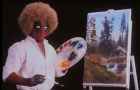 #LoMasViral : Deadpool + Bob Ross = DeadRoss (+Video)