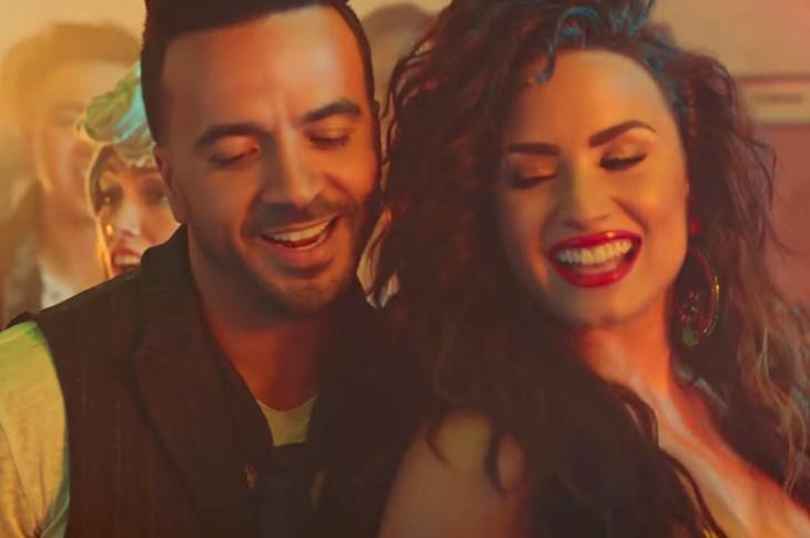 Demi Lovato -canta-con-Luis-Fonsi