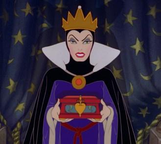 Disney-reina-de-blancanieves