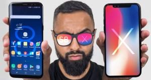 #LoMasViral: El iPone X es la burla para Samsung ¡Mira el video!