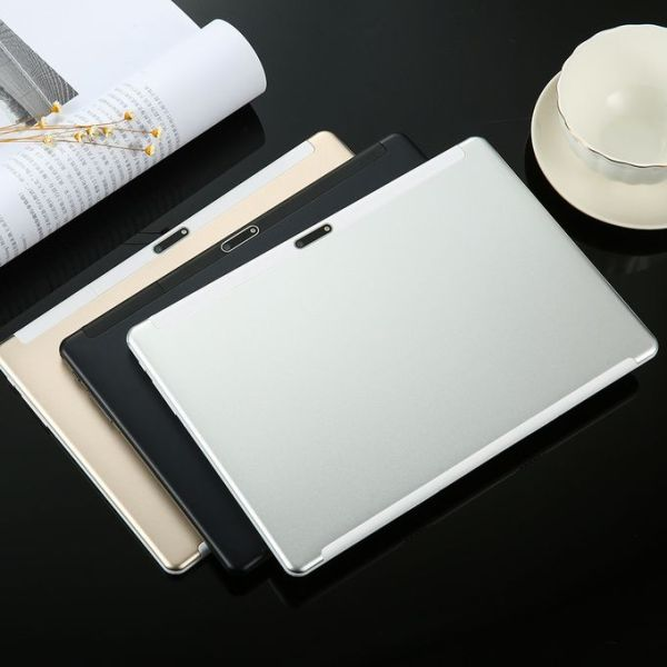 image of 2020 Inch Tablet PC in Gold Black and Silver Color on Now Now Express to send tablet to Nigeria