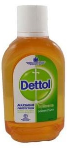 Image of Dettol Antiseptic Disinfectant on NowNowExpress with free delivery anywhere anytime and it protects your family from viruses and bacteria