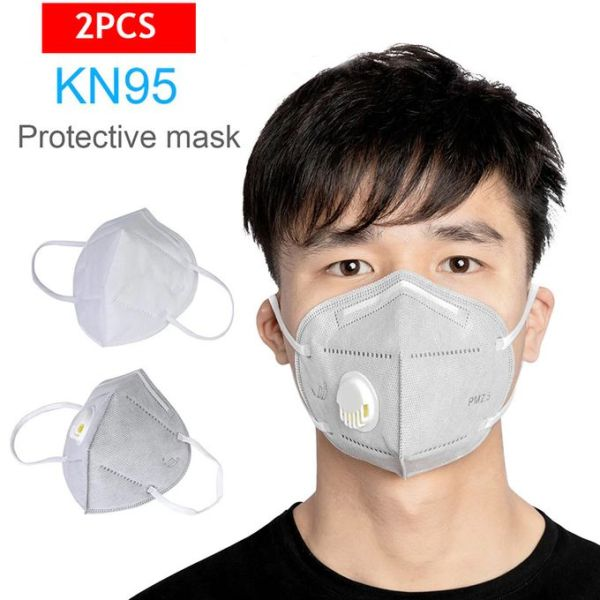 Image of Safe Breathable KN95 Anti Virus Formaldehyde Face Mask, PM2.5 Protective Mask, Mouth Cover, Nose Cover on NowNowExpress for sending face mask to Nigeria