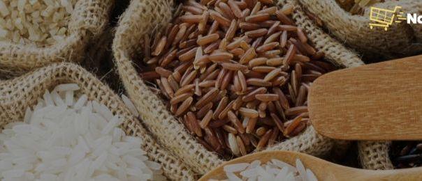 8 types of rice