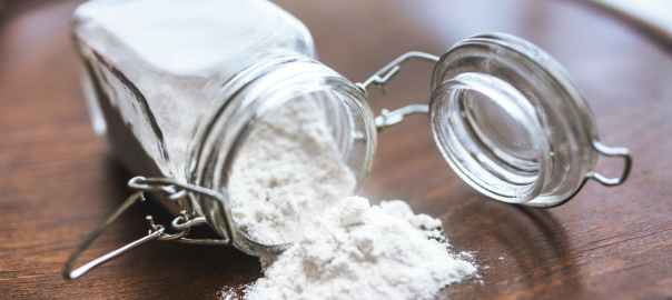 flour spilling on the table - Buy Flour Online - Top 10 Types of Flours - now now express