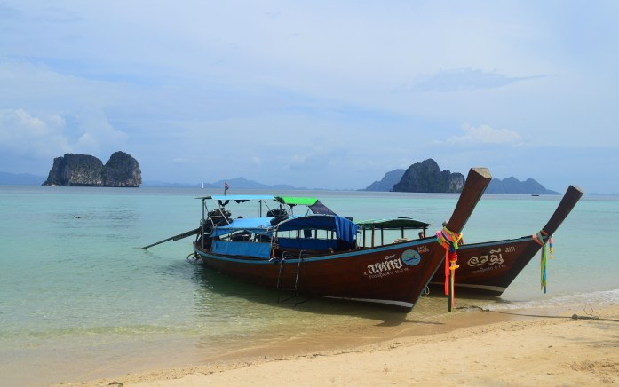 koh lanta excursion bateau ile longtail noworries