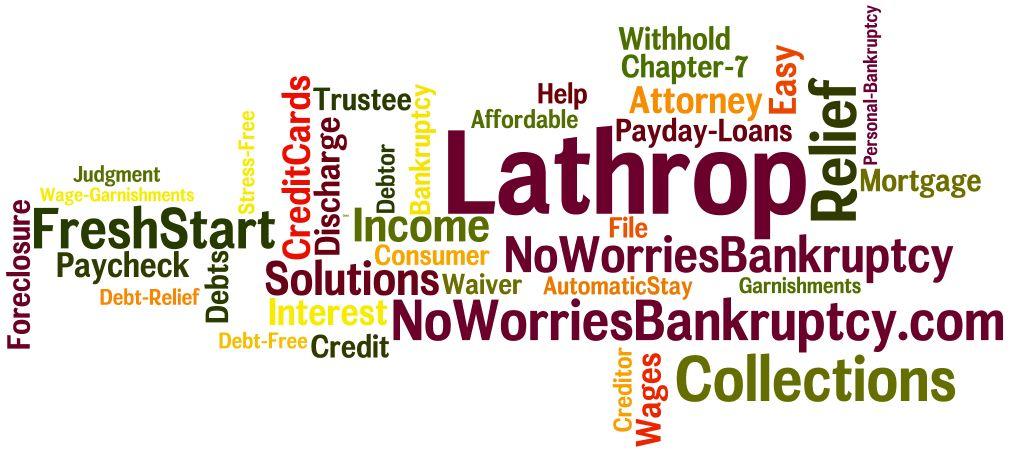 Lalthrop Bankruptcy Attorney
