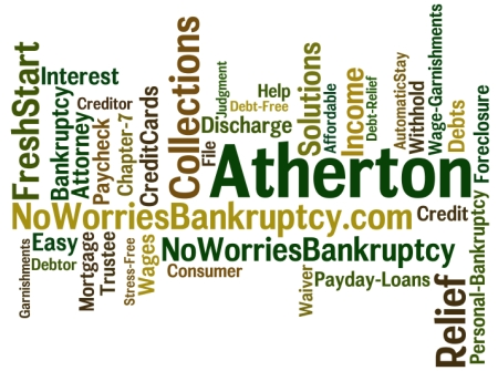 Atherton Bankruptcy Attorney