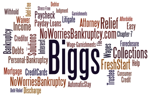 Biggs bankruptcy attorney